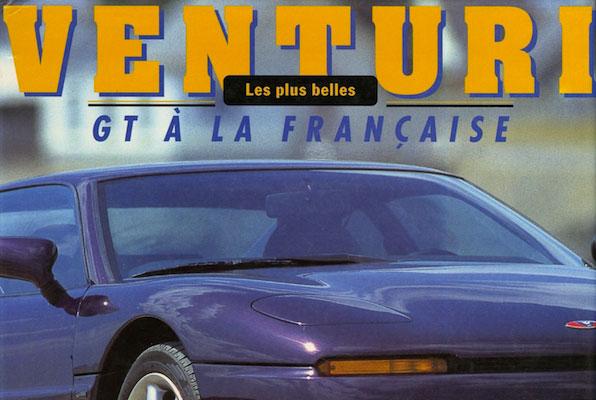Venturi GT à la française : nouvelle version à venir